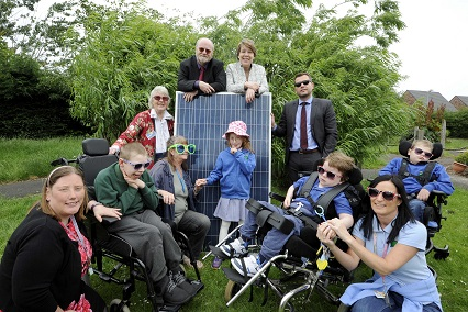 Solar Edinburgh School Scheme